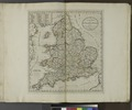 An accurate map of England and Wales with the principal roads from the best authorities. NYPL1404022.tiff