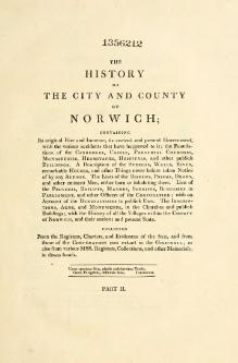 An essay towards a topographical history of the county of Norfolk vol. 4.djvu