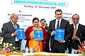 Anbumani Ramdoss released the Indian Pharmacopoeia, 2007 at the Indian Pharmacopoeia Commission (IPC), Central Indian Pharmacopoeia Laboratory Campus at Ghaziabad, Uttar Pradesh on December 18, 2007.jpg