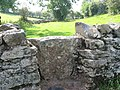 Ancient stone stile at Priddy - geograph.org.uk - 556214.jpg