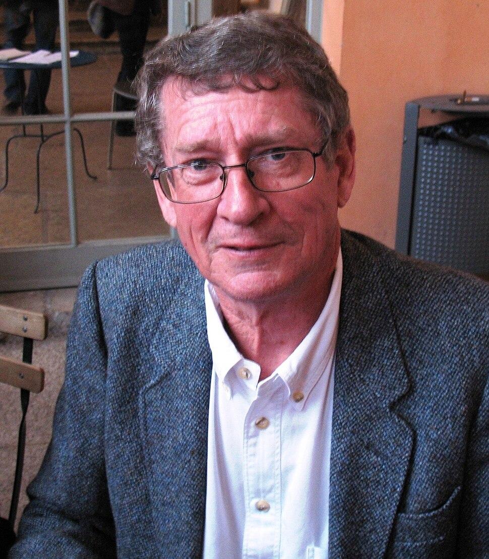 André Brink Portrait