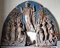 Andrea della robbia (attr.), ascensione, san bartolomeo a ripoli, sagrestia.JPG