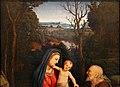 Andrea solario, riposo durante la fuga in egitto, 1515, 02.JPG