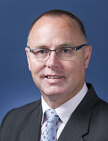 Andrew Byrne High Commissioner To Solomon Islands