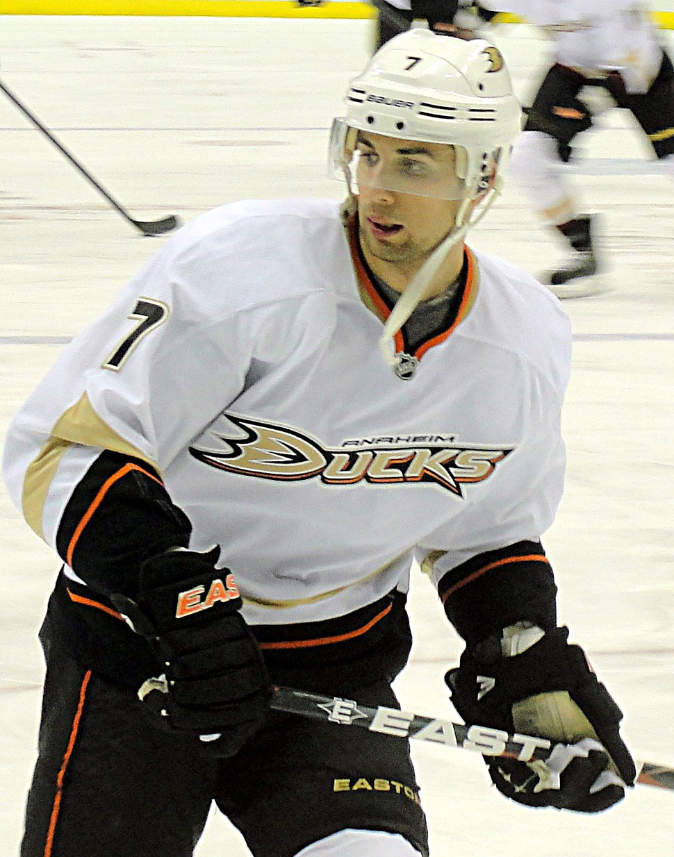 Andrew Cogliano Ducks 2012-02-15