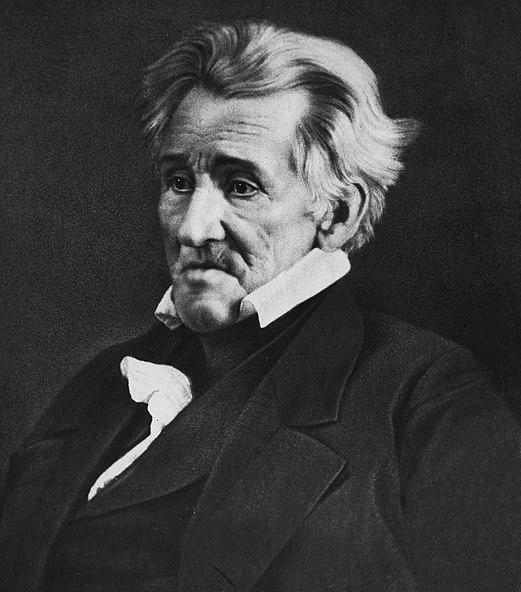 Andrew Jackson Daguerrotype