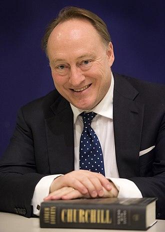 Andrew Roberts (historian) - Image: Andrew Roberts