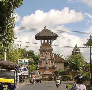 Anggabaya - Anggabaya Temple Tower