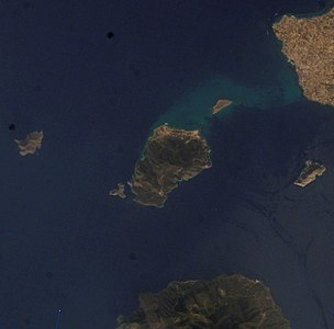 Angistri from space.jpg