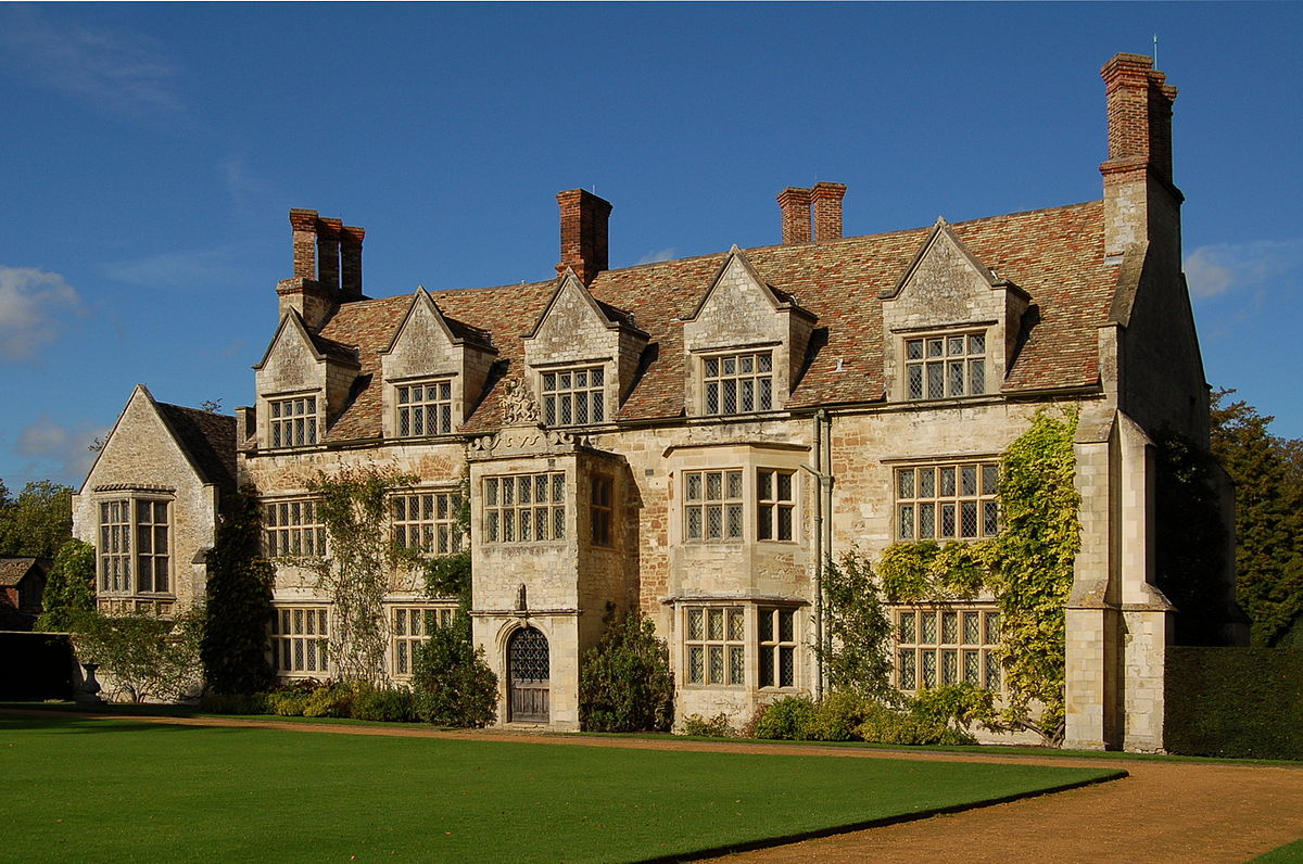 Anglesey Abbey - Wikipedia