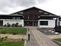 Angresse (Landes) mairie.JPG