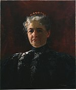 Anna Klumpke - Portrait of Miss Mary Sophia Walker (1895).jpg