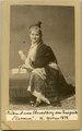 Anna Strandberg, rollporträtt - SMV - H8 010.tif