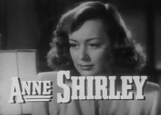 Anne Shirley (actress) - Shirley in Murder, My Sweet (1944)