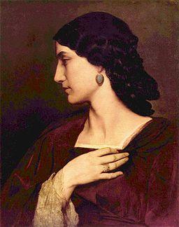 Anselm Feuerbach–Nanna, 1860