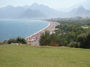 Antalyabeach
