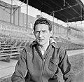 Anton 'Charley' van de Weerd (Wageningen) in het Olympisch Stadion in Amsterdam,, Bestanddeelnr 191-1076.jpg