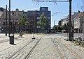 Antwerpen - Antwerpse tram, 23 juli 2019 (110, Kattendijkdok-Oostkaai, Londenstraat).JPG