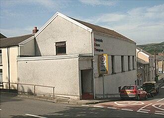 Trecynon - Image: Apostolic Church Trecynon by Aberdare Blog