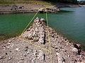 Aqudeduc de Fréjus ruines du double pont de Pont Larquet.jpg