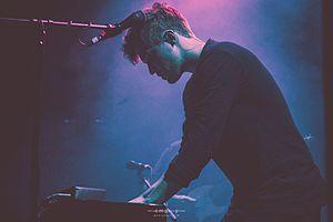 Aquilo (band) - Tom Higham