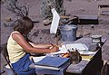 Archaeological excavations at a prehistoric American Indian site in the John Day Fossil Beds National Monument, north-central Oregon (USA) (2358109063).jpg