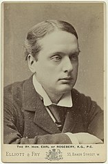Archibald Philip Primrose, 5th Earl of Rosebery