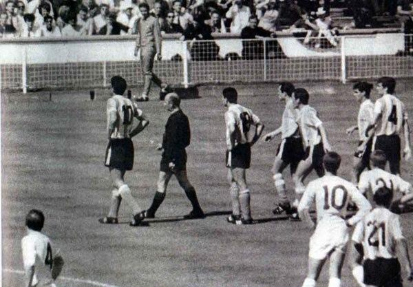 Argentina 1966 rattin
