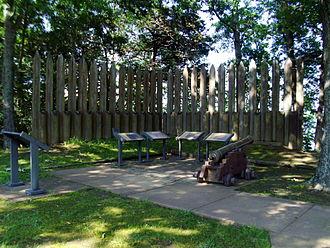 Arkansas Post - Image: Arkansas Post National Memorial 005