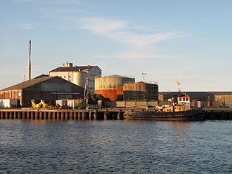 Arklow - Arklow Port 2014