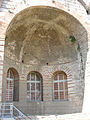 Arles Thermes de Constantin 2 Voute caldarium.jpg