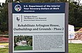 Arlington House - refurbishment signage - 2011.jpg
