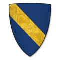 Armorial Bearings of the SCROPE family of Richard's Castle, Herefordshire.png