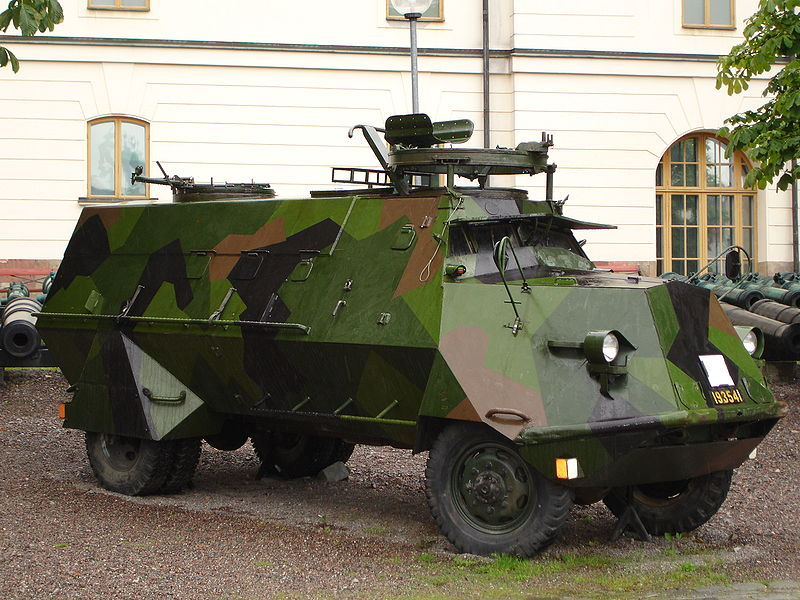 Modern SKPF at the Stockholm museum - Credits: Wikipedia