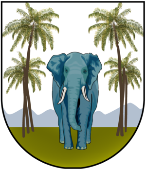 Emblem of Sri Lanka - Image: Arms of Portuguese Ceylon