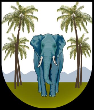 Portuguese Ceylon - Image: Arms of Portuguese Ceylon