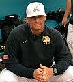 Army baseball coach Jim Foster in 2017.jpg