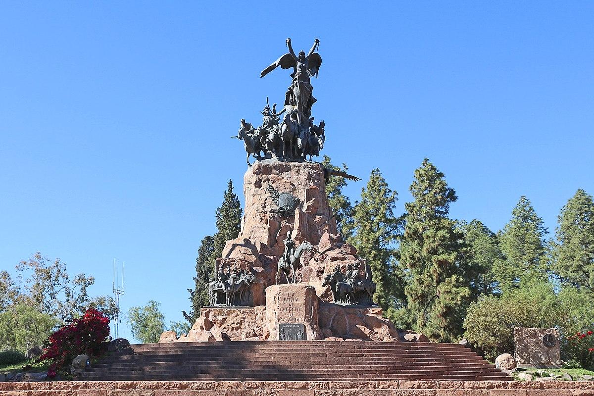Cerro De La Gloria Wikipedia