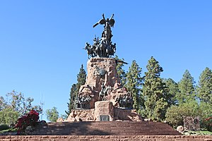 Army of the Andes Monument, Mendoza 01.jpg