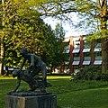 Arne jacobsen, glostrup town hall, 1953-1959 (4705679898).jpg