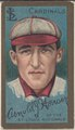 Arnold J. Hauser, St. Louis Cardinals, baseball card portrait LCCN2008677418.tif