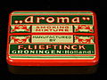 Aroma smoking mixture by F Lieftinck, blikje, foto1.JPG