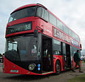 Arriva London bus LT7 (LT12 GHT), Showbus 2012 (2).jpg