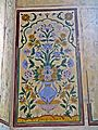Art work In the Lahore Fort.JPG