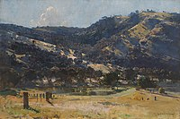 Arthur Streeton - Afternoon Light, Goulburn Valley.jpg