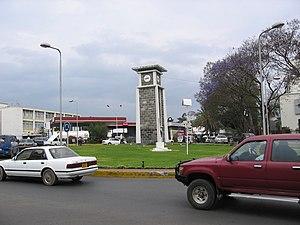 Arusha Clocktower