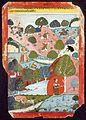 Asavari Ragini, Fourth Wife of Shri Raga, Folio from a Ragamala (Garland of Melodies) LACMA M.85.139.3.jpg