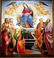 Assumption of the Virgin by Francesco Granacci, c. 1515, oil on wood - John and Mable Ringling Museum of Art - Sarasota, FL - DSC00549.jpg