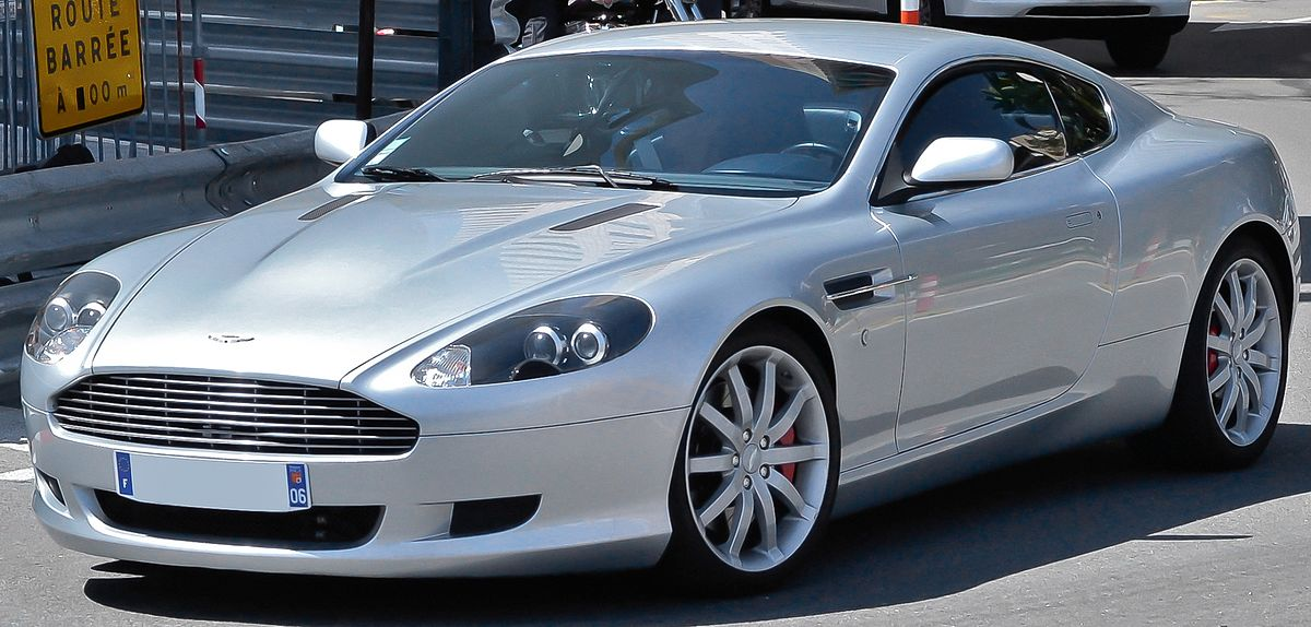 Aston Martin Db9 Wikipedia