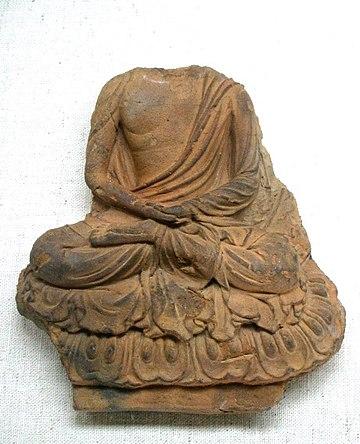 O Buda, Período Asuka, 7século XIX.